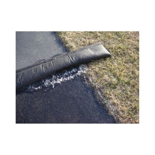Home Flood Barrier Sand Bags Two Pack Sandless Storm Water Rain Damage Control #sandlesssandbags