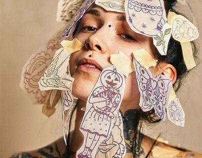 """Check out new work on my @Behance portfolio: """"alicja markuszewska for blackstar studio by barczuk"""" http://be.net/gallery/48773447/alicja-markuszewska-for-blackstar-studio-by-barczuk"""