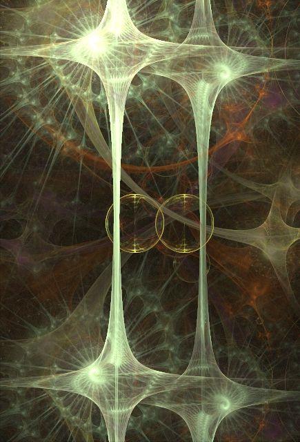 3D fractal art | Paul Griffitts | Portland OR | Frackxion.com