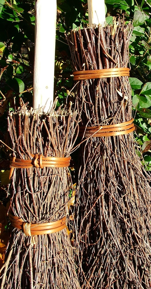 Hand fasting Brooms