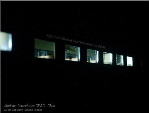 https://flic.kr/p/xMzehA | Good lighting = Realism | -- Ficha Técnica Modelismo :  #13385-4006 Modelos Ferroviarios CEAC