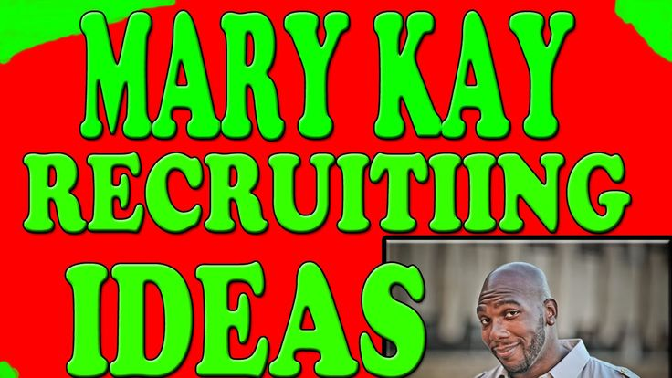 Mary Kay Recruiting Ideas To Become a Recruiting Machine