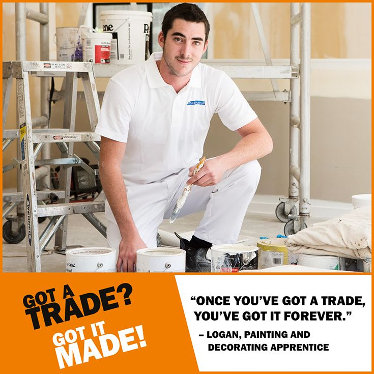 Once you've earned your #qualification, no one can take it away from you. #SKILLS FOR LIFE www.gotatrade.co.nz