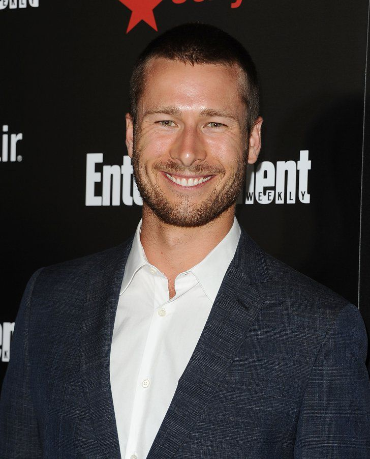 Pin for Later: 13 Reasons You Should Start Crushing on Scream Queens Star Glen Powell For starters, he's got the kind of smile that puts butterflies in your stomach.