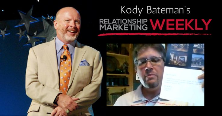 Custom Home Builder Paul Rising lost everything due to the Real Estate bust of 2008… Starting over, deep in debt, within a few years, Paul rebuilt their business to over 5 million dollar per year.  In this week's Relationship Marketing Weekly, Relationship Marketing Expert Kody Bateman interviewed Paul and he discusses how a cost effective …