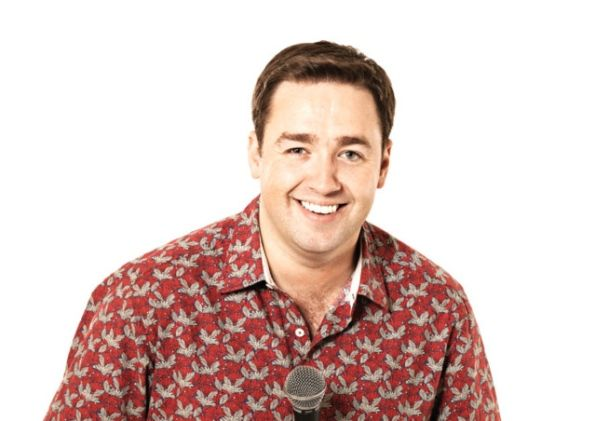 The problem with television, according to Jason Manford, is having to wait for weeks to find out if your jokes are funny.