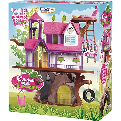 Casa na Árvore 3901 Homeplay