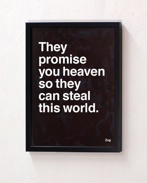 Thank you, banks, religion, and every government. How is it that you own everything again? Who sold it to YOU?