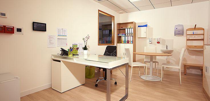 Projet architecture crèche 35 berceaux Centre Commercial Aéroville Tremblay-en-France F-93290 - Décembre 2013
