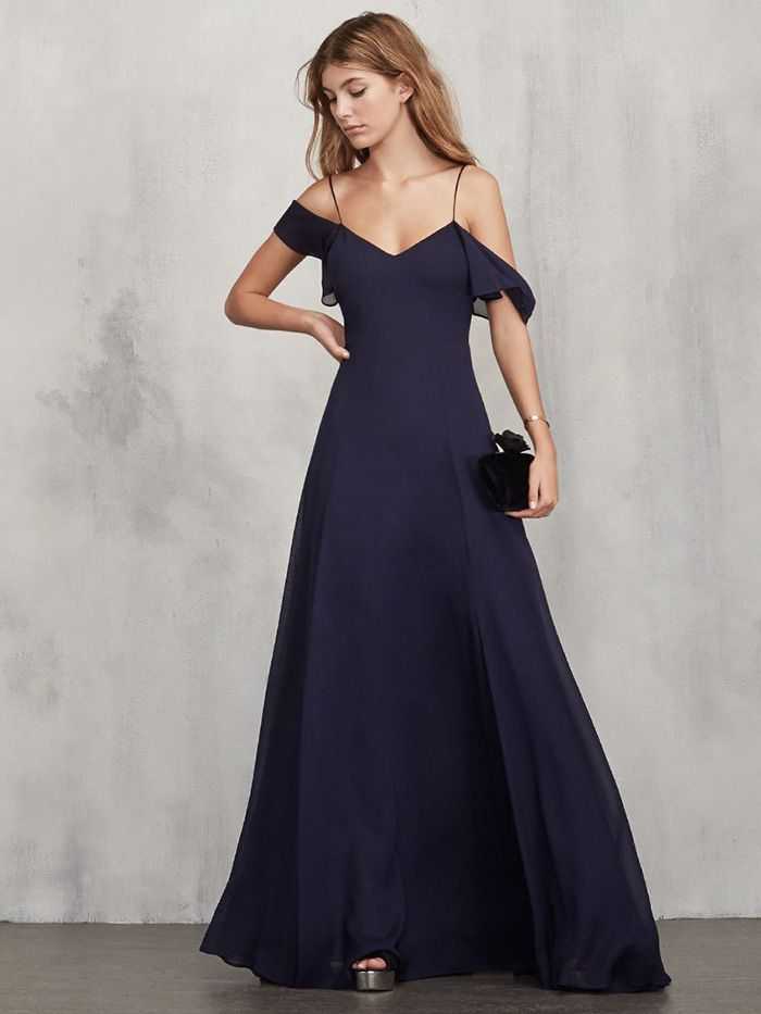 7+Reformation+Dresses+Perfect+for+a+Fall+Wedding+via+@WhoWhatWear
