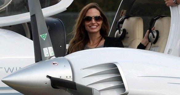 Paris Hilton, Julio Iglesias, Angelina Jolie… y otros famosos de altos vuelos