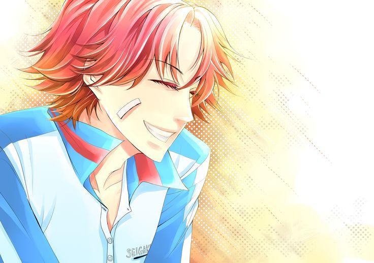 Fanart of Eiji Kikumaru (Prince of Tennis). :) Starlias @ dA: