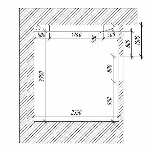 Варианты дизайна ванной 6 кв.м., подборки фото интерьеров и идеи дизайна.