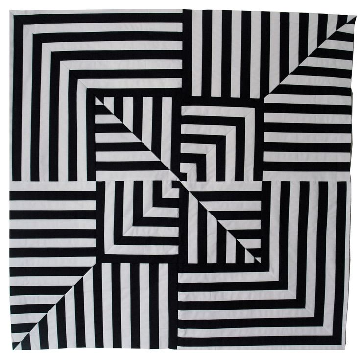 Stripes Quilt (WIP) - IDS 2015