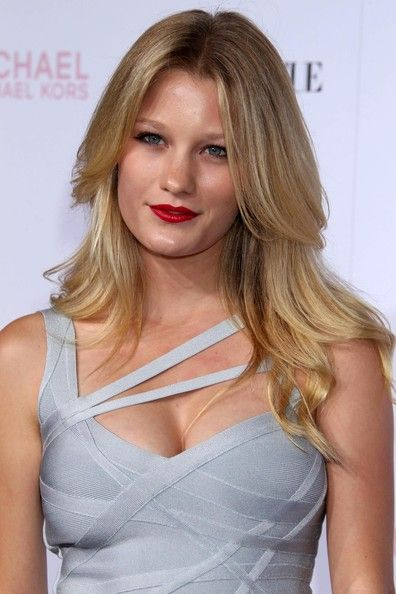 Ashley Hinshaw Celebrities attending the 8th annual Teen Vogue Young Hollywood Party at the Paramount Studios in Hollywood, CA.