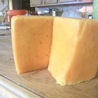 Recipe for making Colby Cheese from Goat's Milk. Going to try this some day.