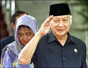 Top 10 Worst (Best) Money Launderers - Suharto was President of Indonesia from 1967 – 1998. Soon after his forced resignation, Time magazine published an article alleging it had traced some $15 billion in wealth accumulated by his family in 11 countries.