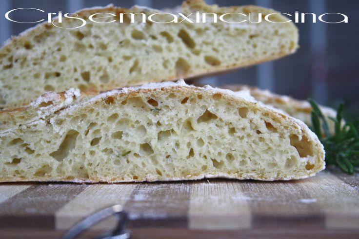 Pane di patate e rosmarino, ricetta di Bonci | Cris e Max in cucina