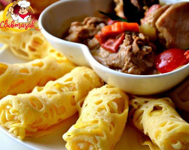 Resep Roti Jala, Resep Roti Jalan Ncc, Club Masak