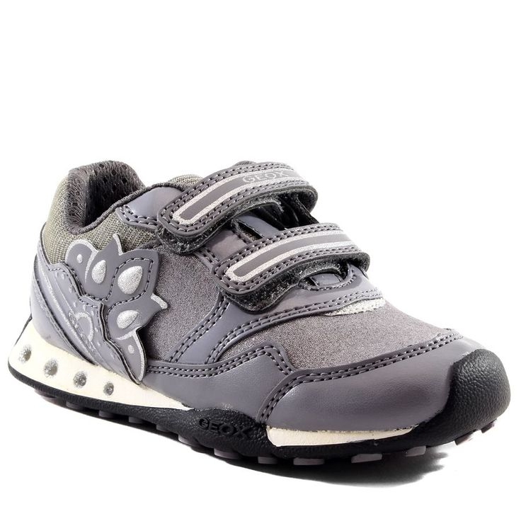 321A GEOX NEW JOCKER J64G2A GRIS www.ouistiti.shoes le spécialiste internet  #chaussures #bébé, #enfant, #fille, #garcon, #junior et #femme collection automne hiver 2016 2017