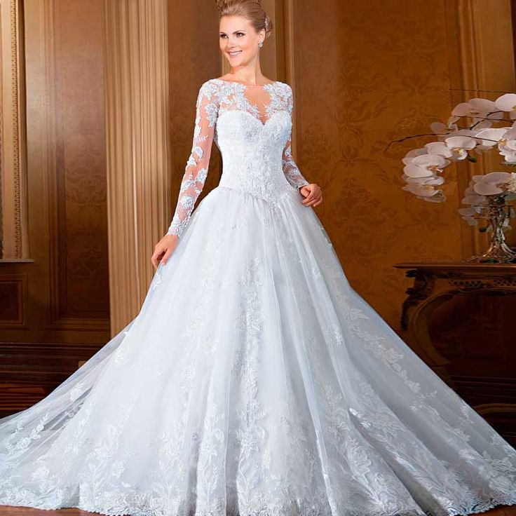 57 besten Best Wedding Dresses Bilder auf Pinterest ...