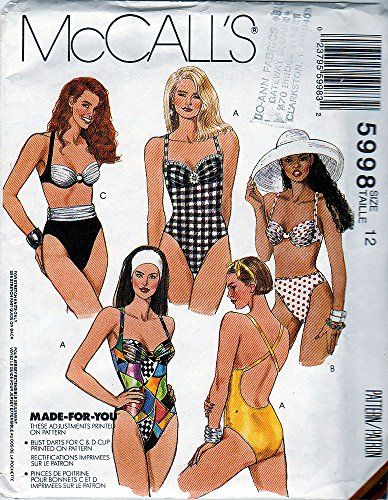 The 33 best Sewing Patterns: Swimsuits images on Pinterest ...