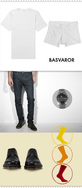 The basics // basvaror Vegan Style Denim