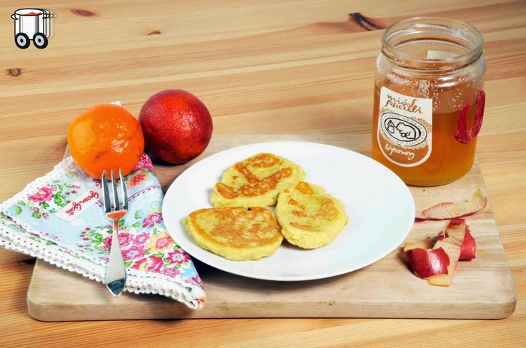 Quick Cheap Tasty : Breakfast fritters with millet and apples (gluten ...