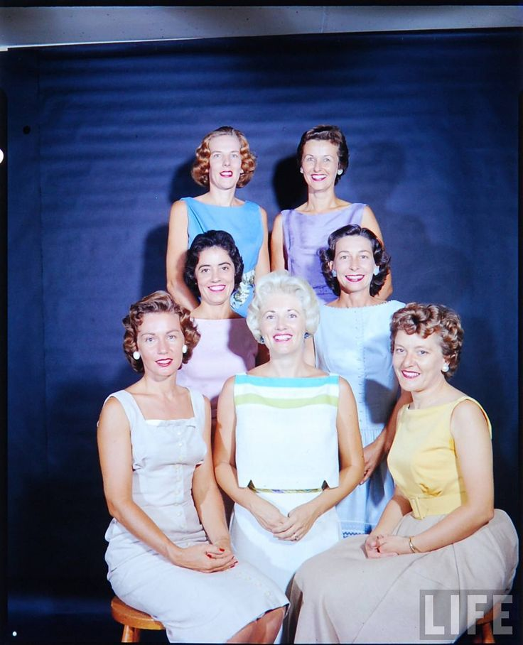 life magazine mercury astronauts wives - photo #10