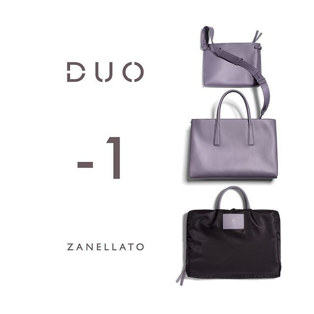 zanellato_official We are ready #zanellato #duozanellato #neoluxury #madeinitaly #newin