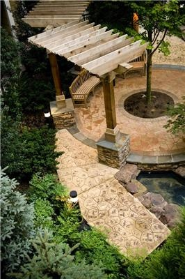 22 Best Stamped Concrete Patio Ideas Images On Pinterest