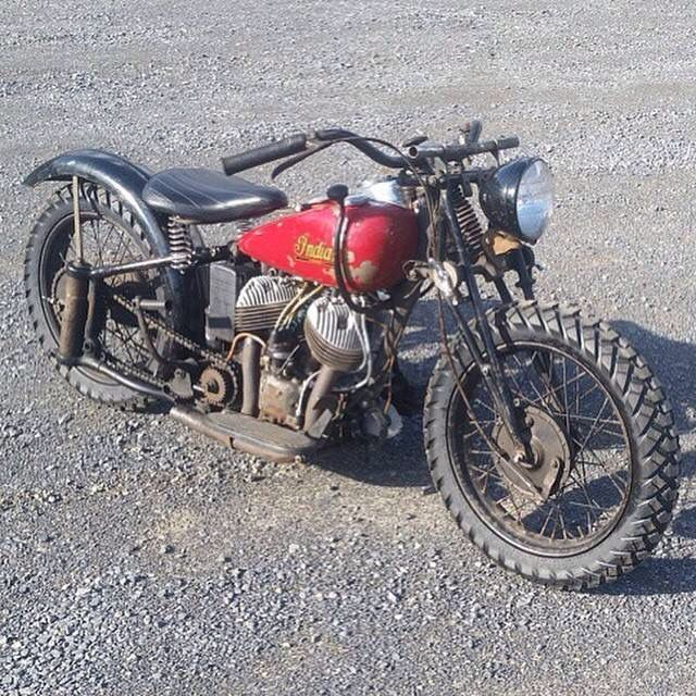 Indian 1941 Sport Scout