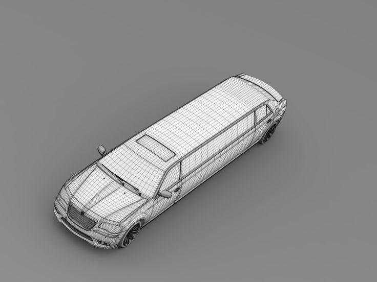 Lancia Thema Limousine #Lancia, #Thema, #Limousine