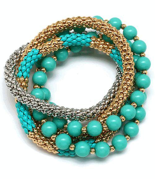 Turquoise (: