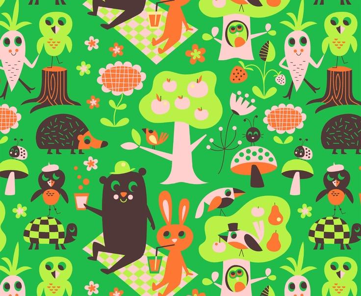 Grön Sagoskog - Liandlo webshop