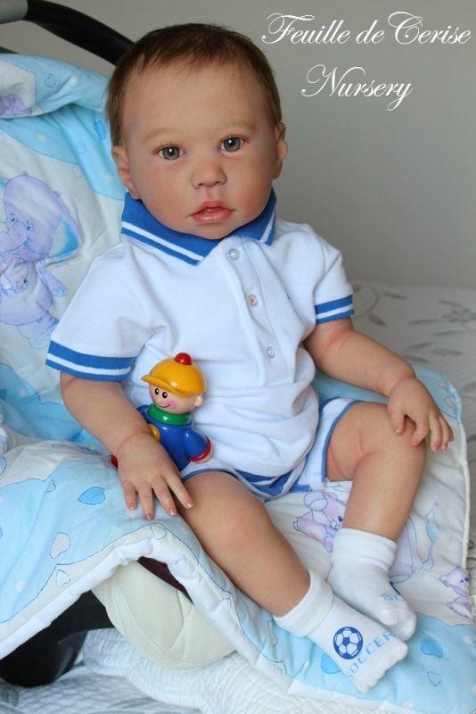 1000 id es sur le th me reborn toddler sur pinterest poup e reborn poup es reborn et b b s reborn - Fotos van de bebe garcon ...