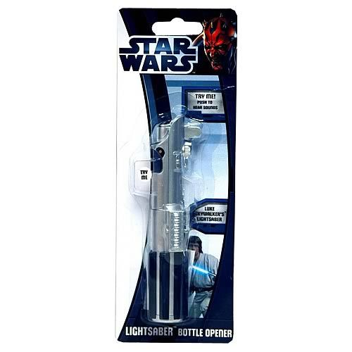 Star Wars Lightsaber Talking Bottle Opener | Craziest Gadgets