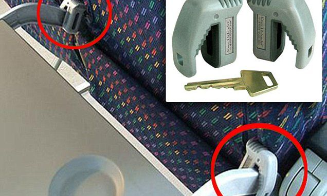 Why a gadget that stops plane seats tilting back is starting fights
