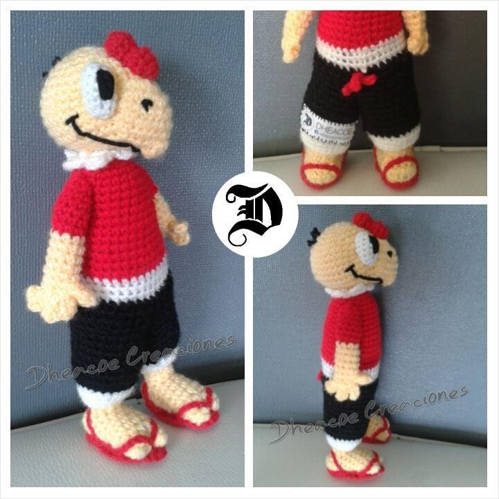 Amigurumi Pequeno Pony : 17 mejores imagenes sobre Amigurumi & Crochet Dheacoe en ...