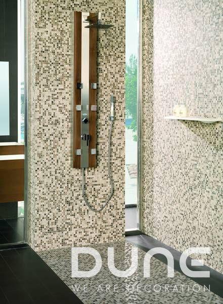 Capadocia 30x30 cm: Mosaico de piedra con una textura lisa y diferentes tipos de marmoleado. #duneceramica #diseño #calidad #diferenciacion #creatividad #innovacion #tendencia #moda #decoracion #design #quality #differentiation #creativity #innovation #trend #fashion #decoration #duneemphasis #mosaico #piedra #mosaic #stone  http://www.dune.es/es/public/pages/product/product:186357,environment:104