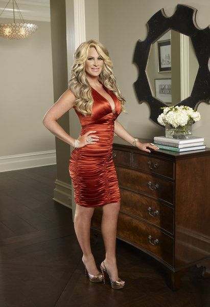 Kim Zolciak Biermann - Absolutely OBSESSED with this woman's hair!!!!!!! #housewifehothighheels