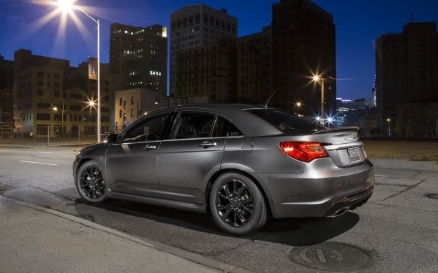 2013.5 Chrysler 200S Special Edition