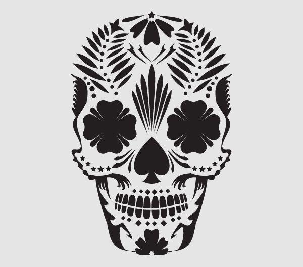 66 best Day of the Dead images on Pinterest  Sugar skulls Sugar