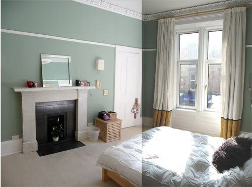 Dulux Heritage Victorian Sage Paint Ideas For The House