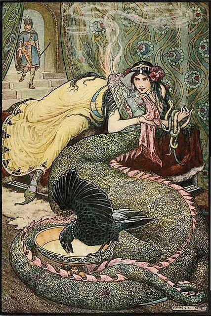 Princesse's dragon