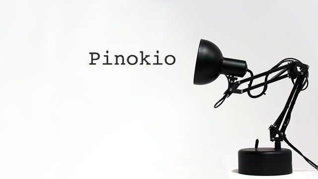 Pinokio on Vimeo  click suite prize for innovation and excellence in media design - winner