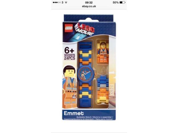 Lego Movie Watch