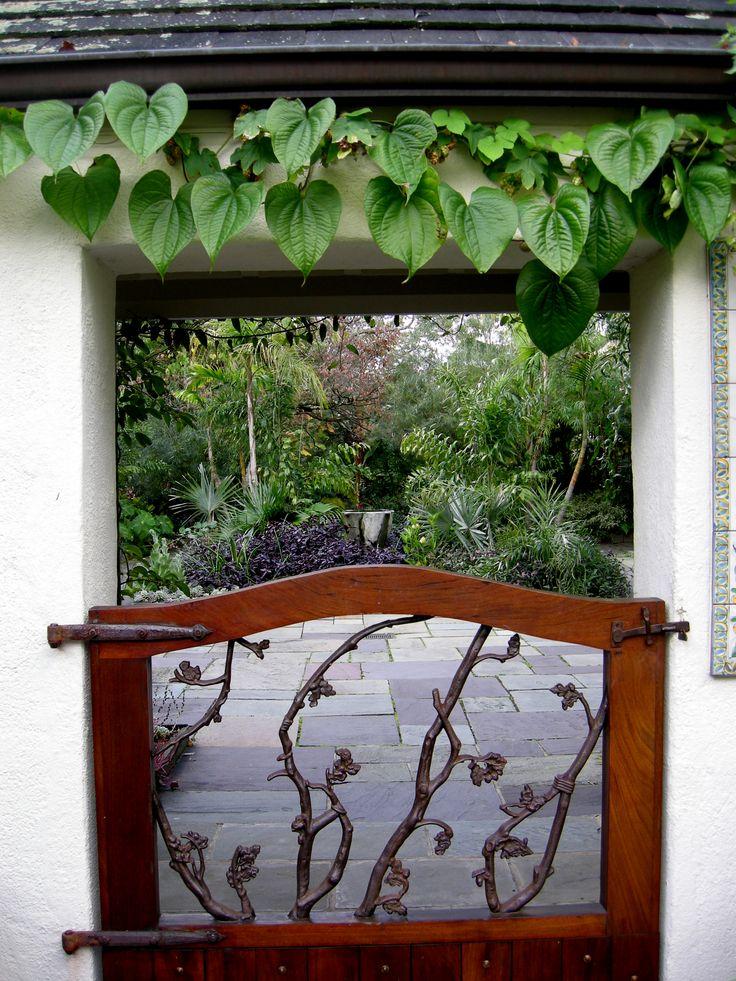 Elegant Garden Gate Garden Life Pinterest Garden