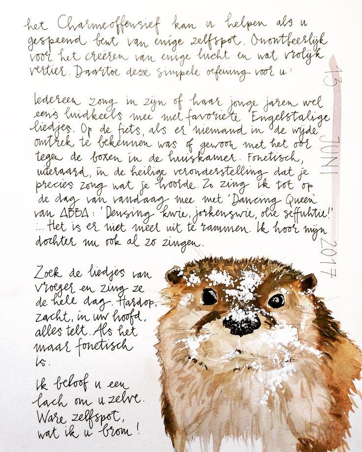 Charmeoffensief 4, postcard No 2
