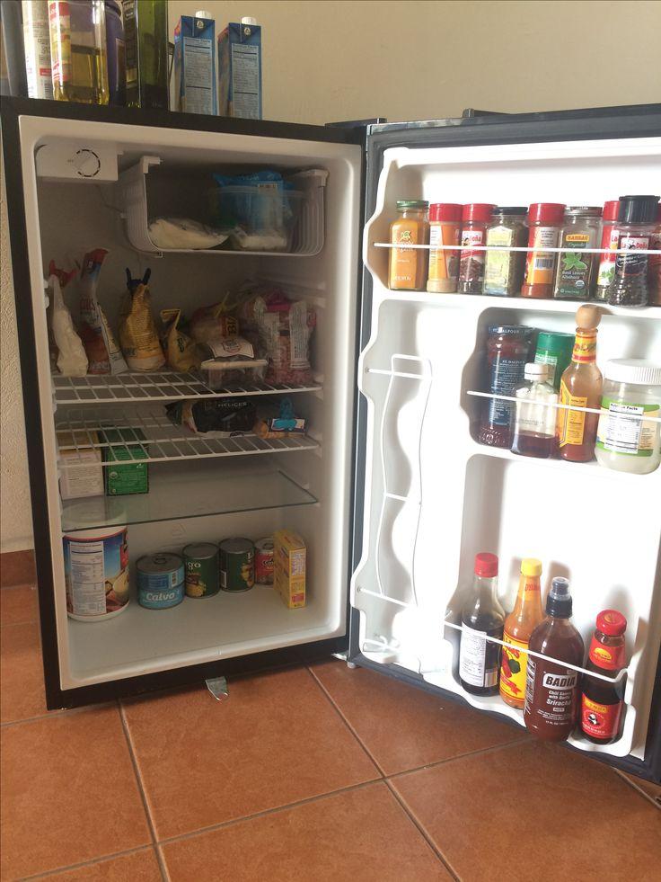 Refrigerador viejo, Nueva alacena!